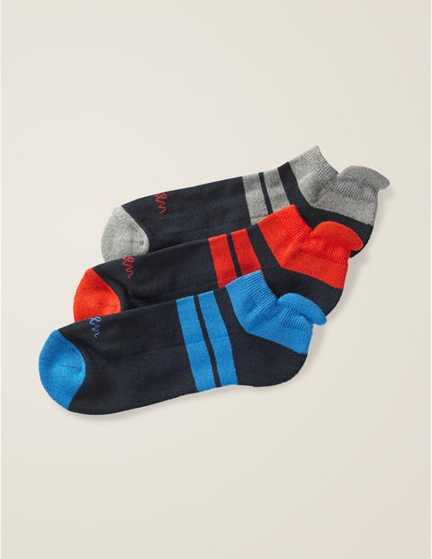 Ankle Socks - Stripe Multi Pack