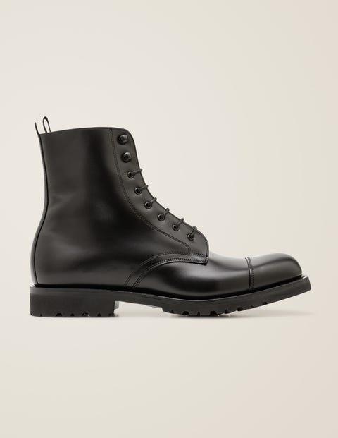 Cheaney Trafalgar Boot - Black Calf