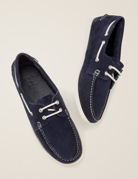 Boat Shoes - Oceania Suede