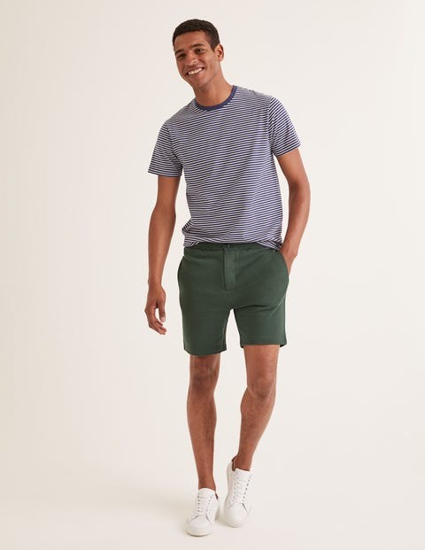 Mallory Jersey-Shorts - Richmond-Grün