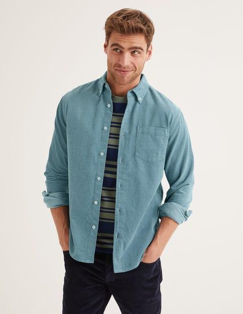 Cord Shirt - Alaskan Blue