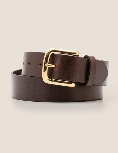 British Belt - Brown