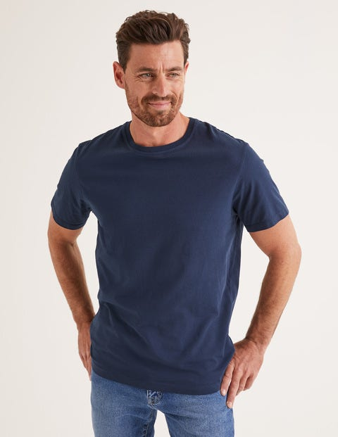 Washed T-Shirt - Classic Navy