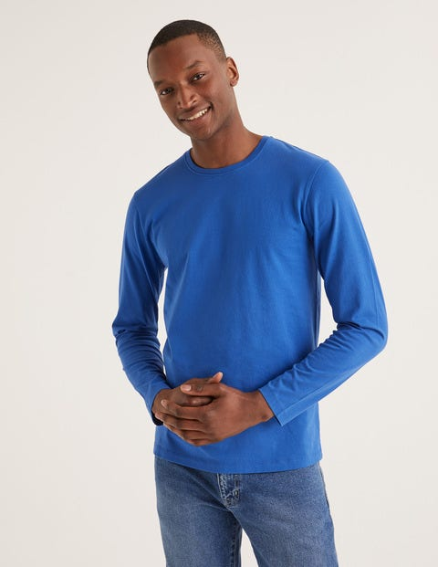 Long Sleeve Washed T-Shirt - Duke