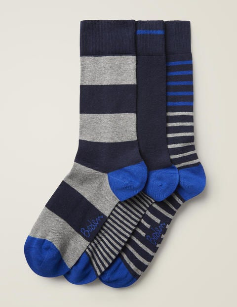 Favourite Socks - Blues Multi Pack