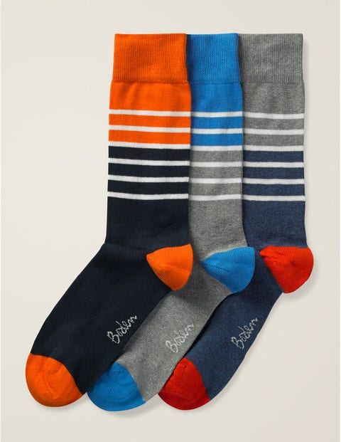 Favourite Socks - Multi Stripe Pack