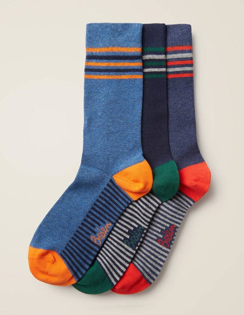 Favourite Socks - Stripe Mix Pack
