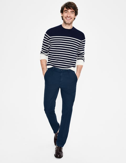 Blakeney Pleated Trousers