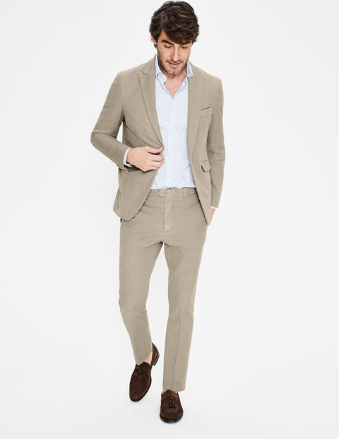 Blakeney Trousers - Stone