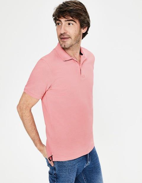 Pique Polo - Rosa Pink