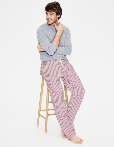 Cotton Poplin Pyjama Bottoms