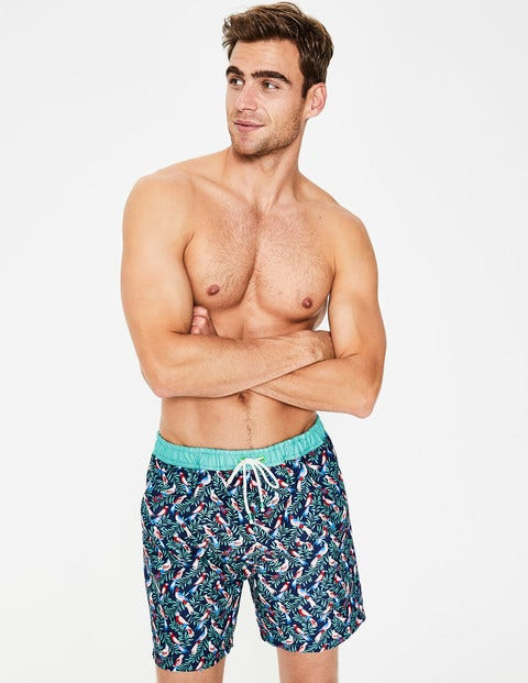 Swimshorts - Multi Parrot