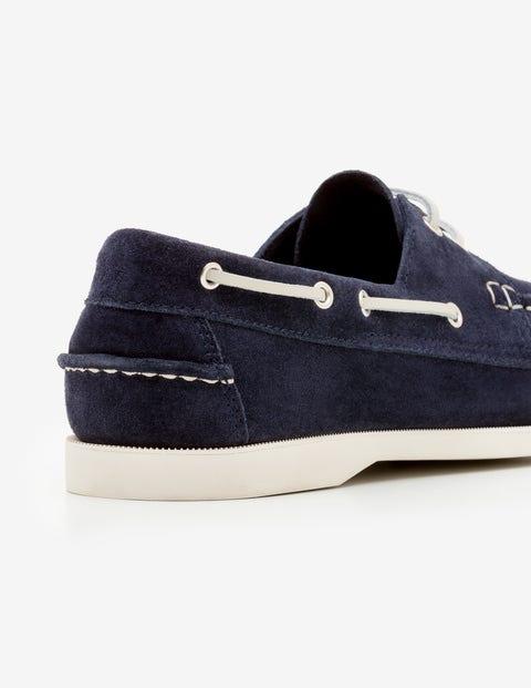 Chaussures Bateau Daim Océanie