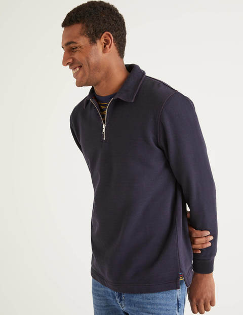 Kenilworth Half-Zip - Navy