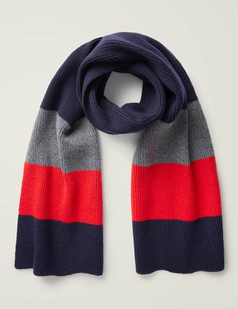 Berwick Colourblock Scarf
