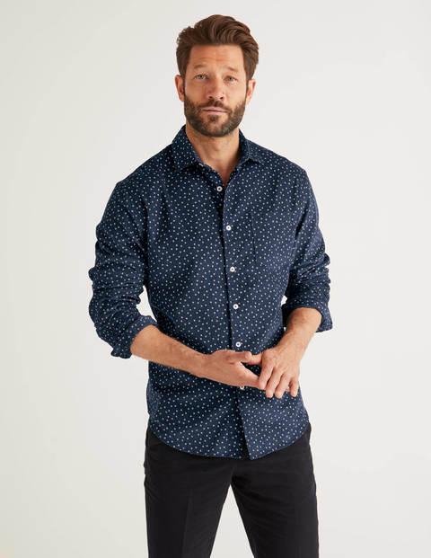 Cord Print Shirt