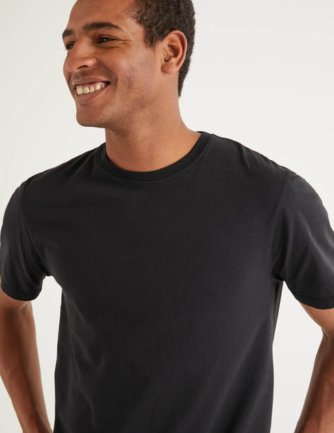 Washed T-Shirt - Black