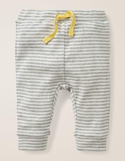 Stripy Ribbed Leggings