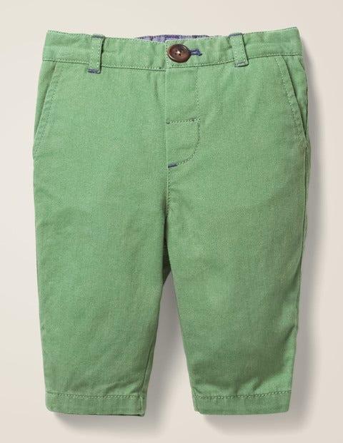 Chino Trouser - Safari Green
