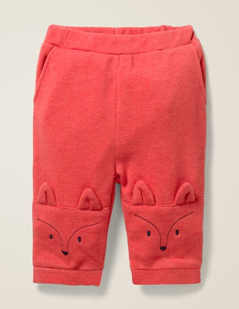 Fox Knee Bottoms - Poppadew Red Marl Fox