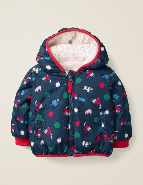Farmyard Reversible Jacket