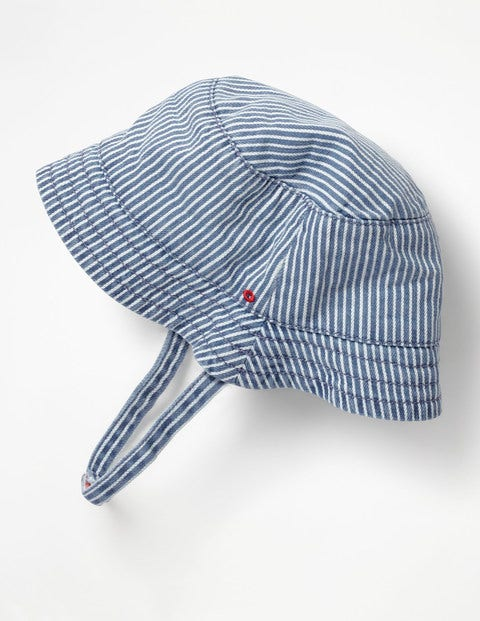 Woven Reversible Hat - Duke Blue