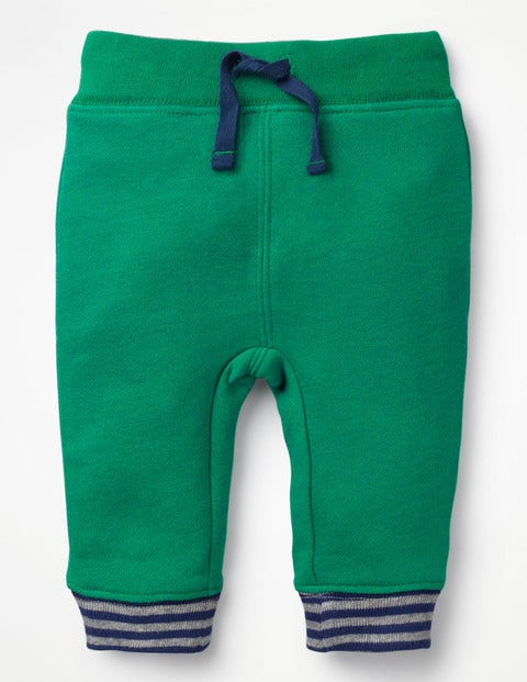 Essential Jersey Trousers - Watercress Green