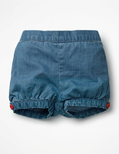 Pretty Bloomers - Chambray