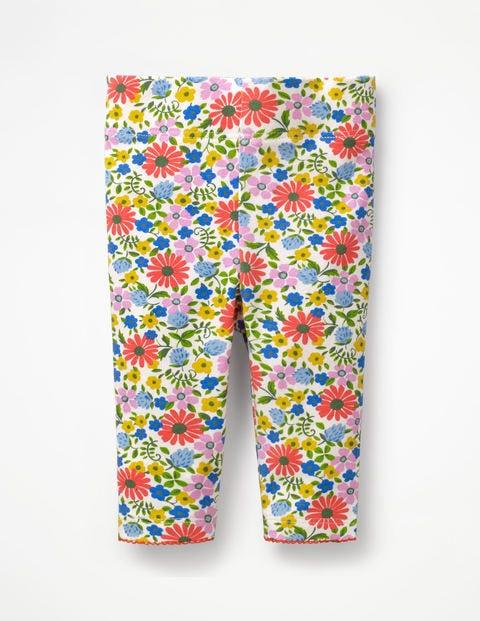 Baby Leggings - Multi Jolly Floral