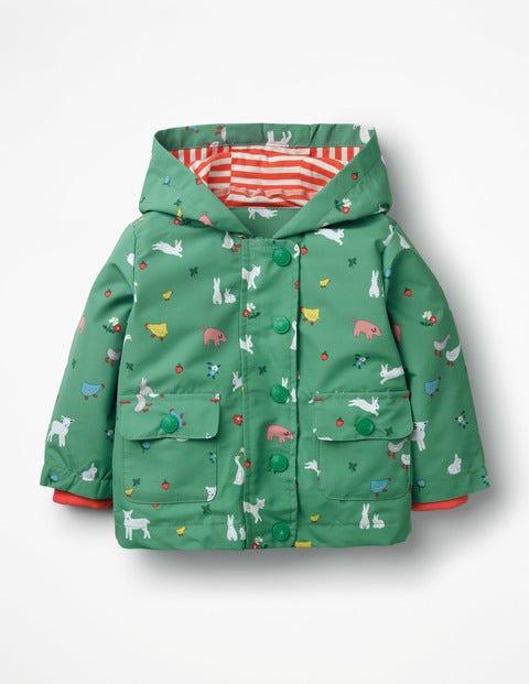 44da261bad7a 3-in-1 Farmyard Raincoat Y0522 Coats at Boden