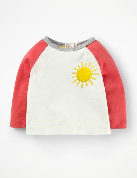 Wonderful Weather T-Shirt - Ivory Sunshine