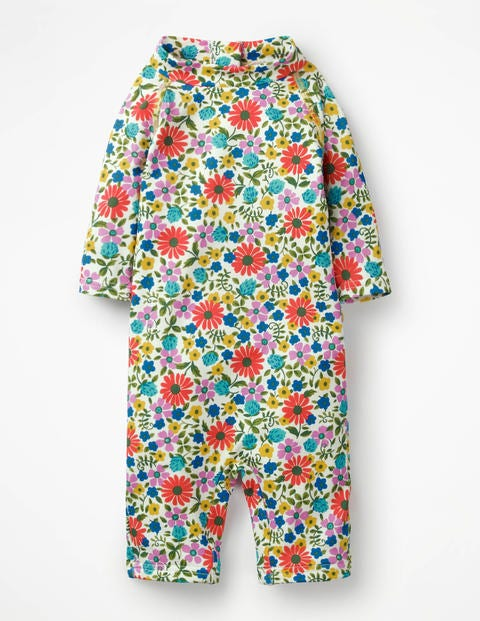 Pretty Surf Suit - Multi Jolly Floral