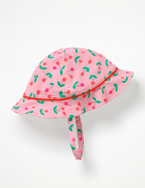 Pretty Swim Hat - Beam Red Cherries