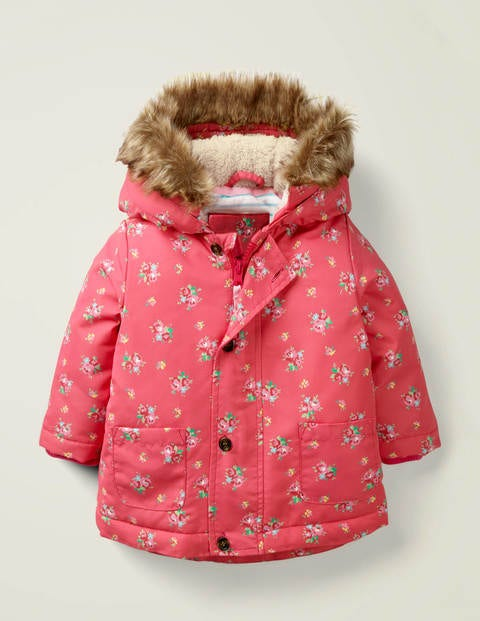 3-in-1 Cosy Jacket