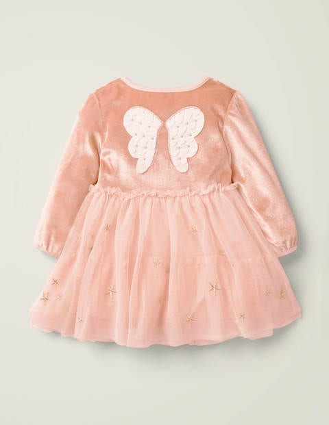 Fairy Wings Tulle Dress