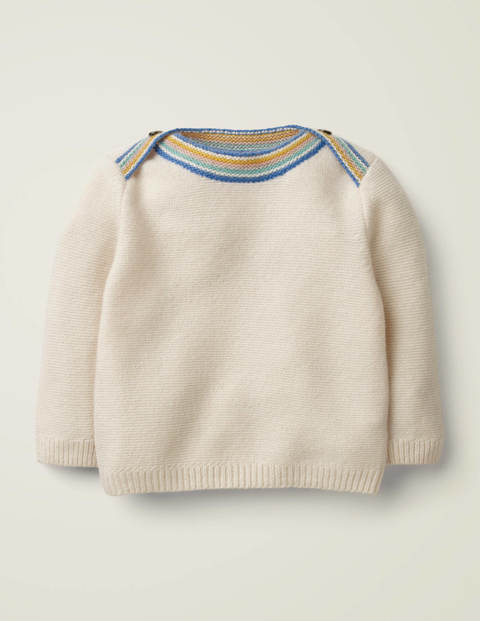 Cashmere Textured Jumper