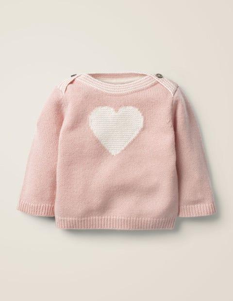 Cashmere Heart Jumper