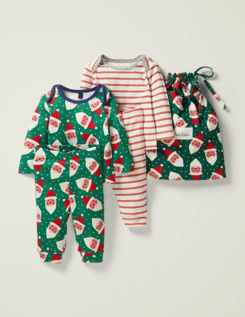 Cosy Twin Pack Pyjamas