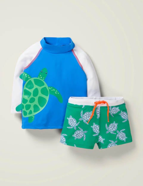 Sunsafe Rash Guard Set