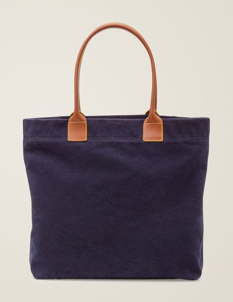 Holywell Tote Bag - Navy