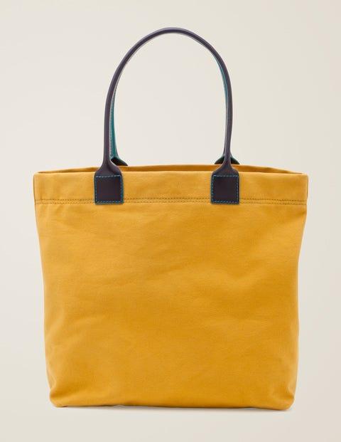 Holywell Tote Bag - Dijon