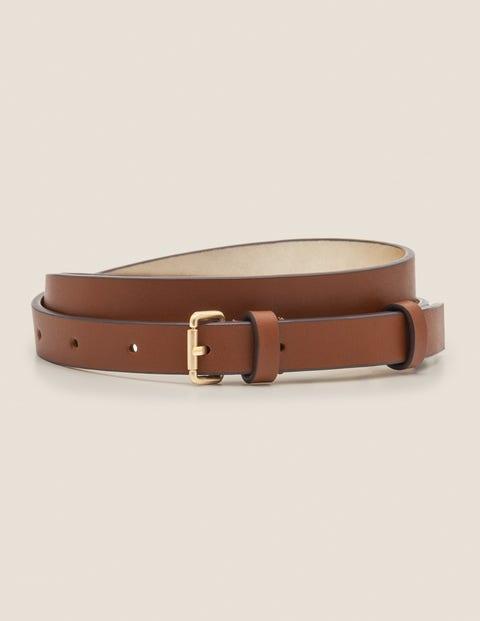 Skinny Buckle Belt