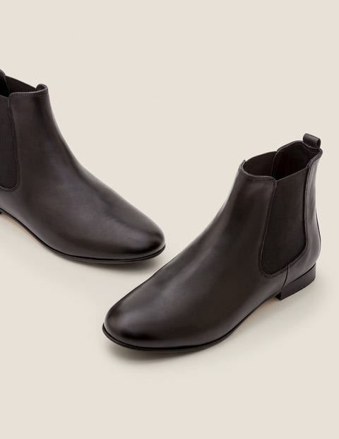 Leaton Chelsea Boots   Black by Boden