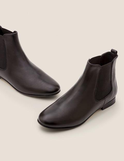 Leaton Chelsea Boots - Black