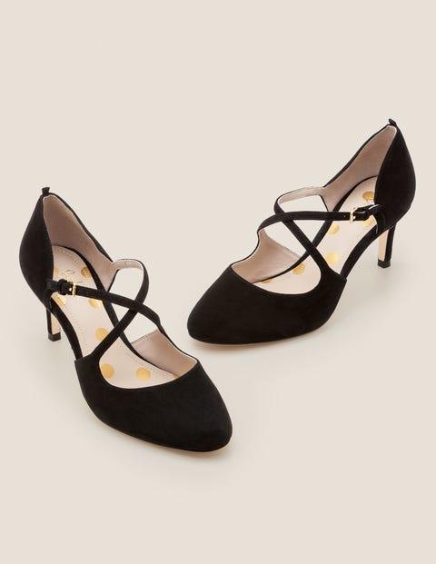 Vanessa Mid Heels - Black