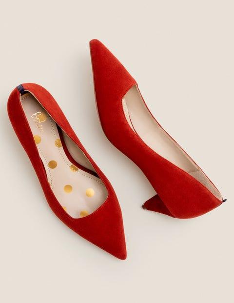 Chaussures À Petits Talons Dora - Marron