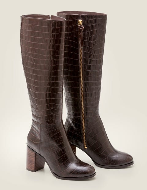 Evershot Knee High Boots