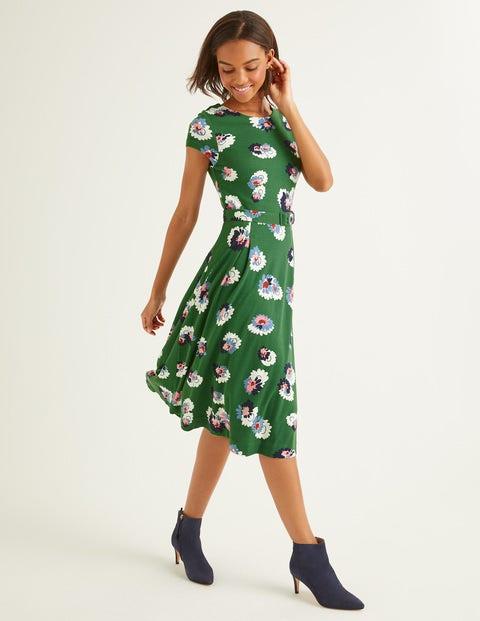 Aida Jerseykleid Green Damen Boden, Green