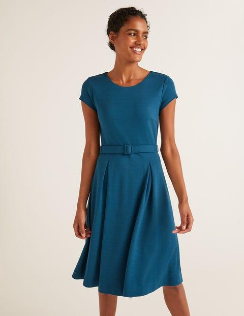 Aida Jerseykleid Blue Damen Boden, Blue