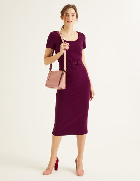 Tilly Ottoman Dress - Ruby Ring